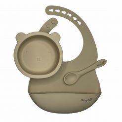 The Bear Bowl Set - Cashmere