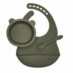 The Bear Bowl Set - Sage