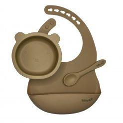 The Bear Bowl Set - Mocha Sands