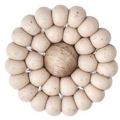Crochet Teether - Mink