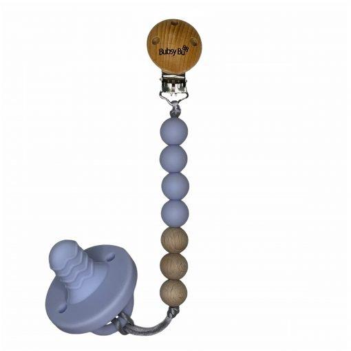 Dummy Teether & Dummy Clip - Lavender