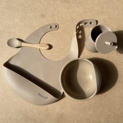 The Orb Bowl & Cup Set - Mocha Sands1
