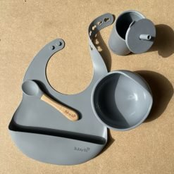 The Orb Bowl & Cup Set - Space Grey1