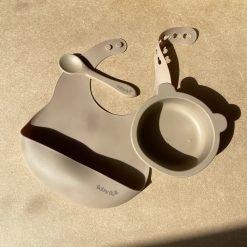 Bear Bowl Set- Mocha Sands1