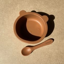 Bear Bowl - Spiced Pumpkin1