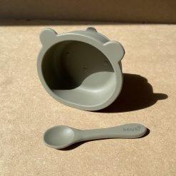 Bear Bowl - Sage1