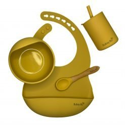 ORB BOWL & CUP SET - MANGO