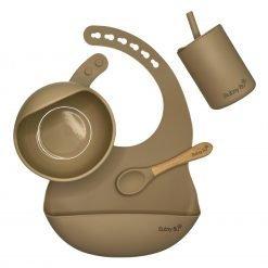 ORB BOWL & CUP SET - Mocha Sands