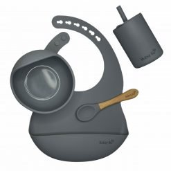 The Orb Bowl & Cup Set - Space Grey