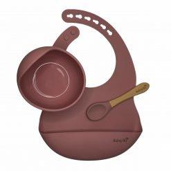 The Orb Bowl Set - Blush Pink
