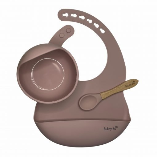 The Orb Bowl Set - Dusty Rose