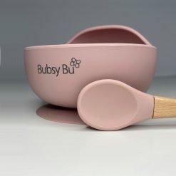 Orb Bowl BG - Dusty Rose 1