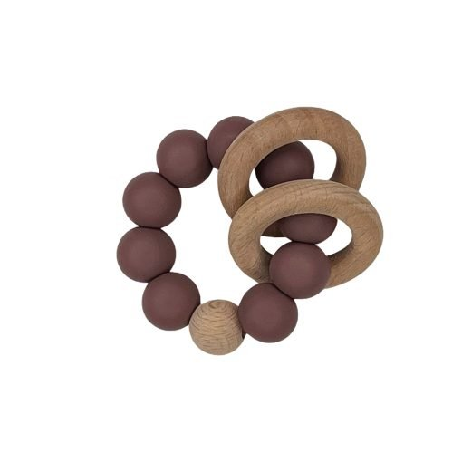Ring Teether -Berry