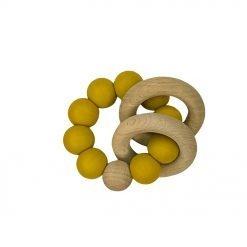 Ring Teether - Mango