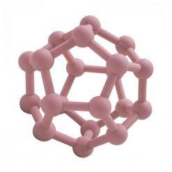 Sensory Teething Ball - Blush Pink