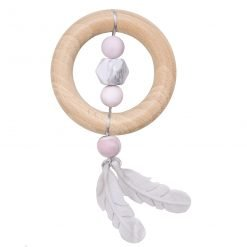 Dream Catcher - Pink Marble