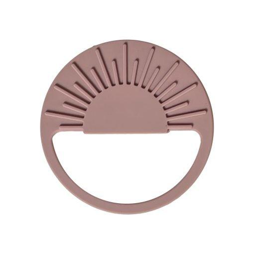 Sun Teethers - Powder Pink